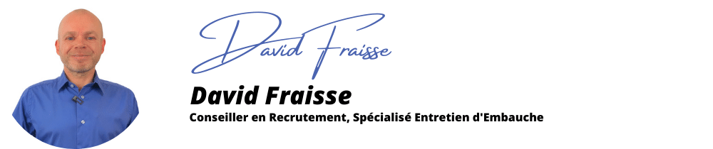 David Fraisse signature
